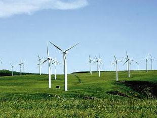 围场红松风力发电